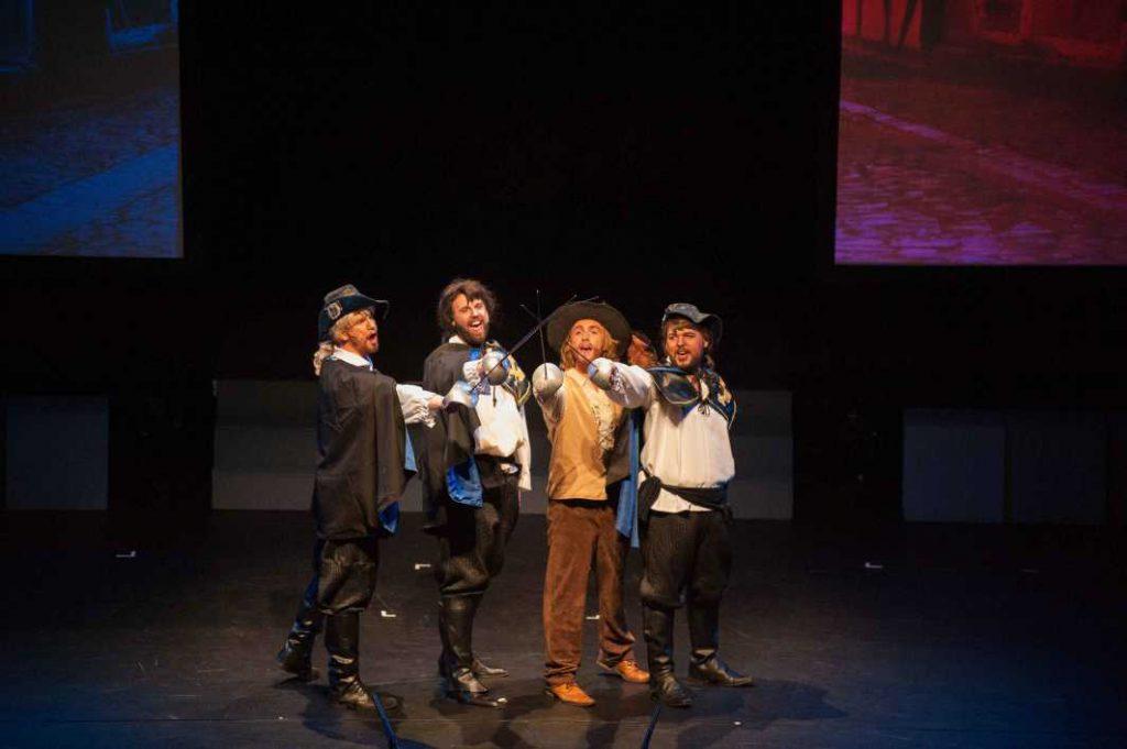 De Drie Musketiers 4