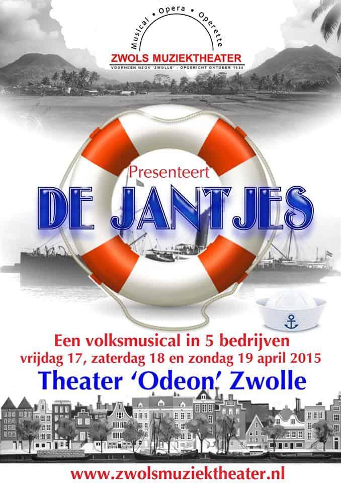 De Jantjes (2015)