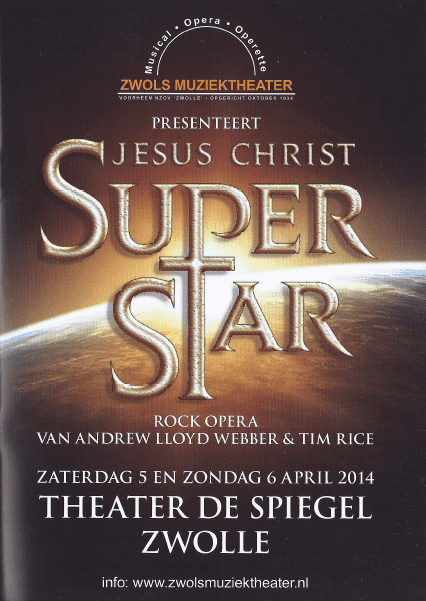 Jesus Christ Superstar (2014)